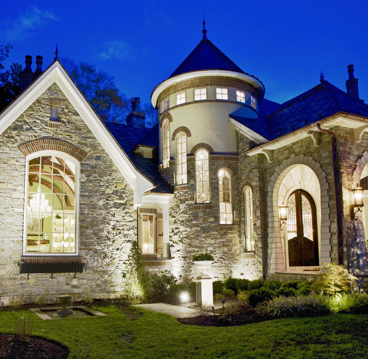 Enchanted Castle Holliday Architects